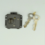 Automatic Electric - Vault Lock & Key - 10L
