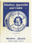 Western Electric No. 7 Catalog - 300 Pages