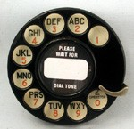 Northern Electric 4H Dial  - Rare!
