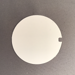 Western Electric Dial Card - White