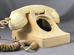 Original Western Electric 302 - Ivory Shell and Handset with Cord