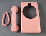 Western Electric 554 - Pink - Shell - Imperfections