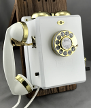 Northern Electric Model 717 - White