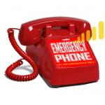 5500 Auto-Dial Emergency Desk Phone