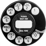 Western Electric - 5H Dial