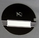 Kellogg Griffin Dial Card,  Western Electric Cut