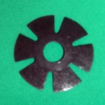 Western Electric Dial Washer