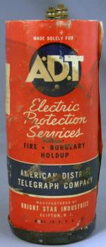 ADT Dry Cell Battery