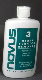 Novus Number 3 - 8 oz Bottle