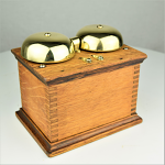 Wood Ringer Box