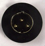 Western Electric Thermoplatsic Dial Blank