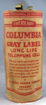 Columbia Dry Cell