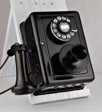 Western Electric 533 - Black