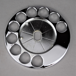 Automatic Electric Fingerwheel - Chrome