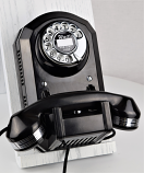 Automatic Electric Type 50 - Black - Chrome Trim