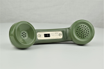 Northern Telecom - Handset - G6 Volume Control - Green