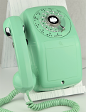 Automatic Electric Type 90 - Mint Green