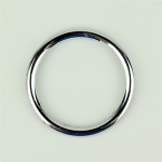 Stromberg Carlson Dial Card Ring - Chrome