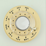 Western Electric - 500 Dial - Ivory