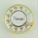Western Electric - Princess 8A Dial