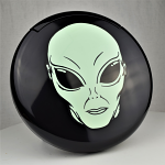 Alien Novelty Disc Telephone