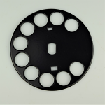Western Electric Fingerwheel - Black (No. 2, 4)