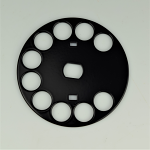 Western Electric Fingerwheel - Black (No. 6)