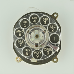 Western Electric - 10A Dial