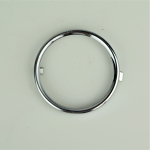 Automatic Electric Dial Card Ring - Chrome