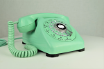 Automatic Electric Type 80 - Mint Green