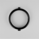 Western Electric Dial Card Ring - Black