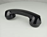 Automatic Electric - Handset - Type 81 - Black
