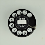 Western Electric - 2HB Dial
