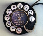 Northern Electric N-13AP Dial