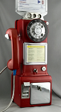 Western Electric - 233 - Red