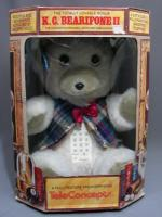 K.C Bearifone II with the Original Box