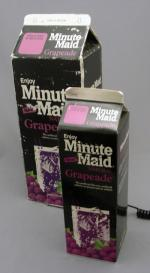 The Minute Maid Grapeade Container Telephone