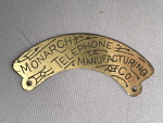 Monarch Telephone Badge