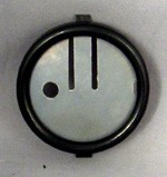 Western Electric Dial Ring-Plastic