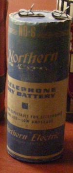 Dry Cell Battery - No 6