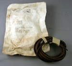 CORD, Subset, Cloth, 3 Conductor, Brown, NOS OEM, EQUIV TO KELL F640D,FOR 700/725/900A/925A