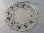 Princess Clear Dial Plate