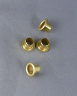 Large Brass Eyelets (set of 4)