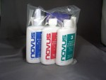 Novus 8 oz Tri-Pack with Polish Mate Cloth