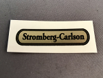 Stromberg-Carlson Water Decal(small)