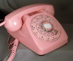Automatic Electric Type 80 - Pink