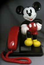 The Mickey Mouse Telephone - 1990's
