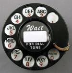 Western Electric - 2AB Dial (Notchlesss)