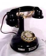French Cradle Telephone/Mother in law receiver