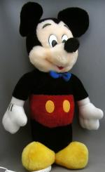 The Plush Mickey Mouse Phone!